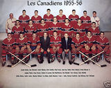 1955–56 Montreal Canadiens season