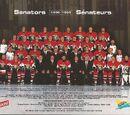 1998–99 Ottawa Senators season