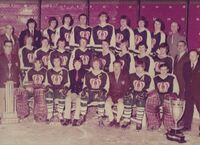 1971-72 Dauphin Kings MB Champions