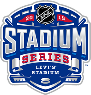 2015 NHL Stadium Series Logo