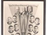 1939–40 New York Rangers season