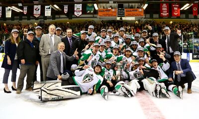 2019 WHL champions Prince Albert Raiders