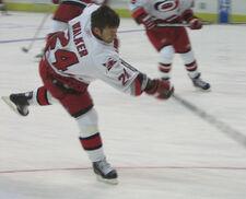 Scott Walker hockey