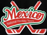 Mexico national ice hockey team Logo