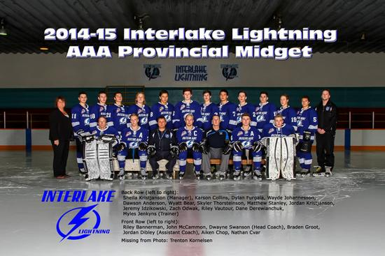 2014-15 Interlake Lightning
