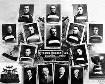 1923-Ottawa Senators Stanley Cup