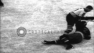 Boston Bruins win the National Ice Hockey League by 3-2 against New York Ranger i..
