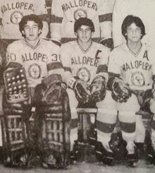 Mark Levasseur Hockey Player
