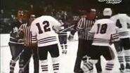 NHL Action Vancouver Canucks @ Chicago Blackhawks (Mar