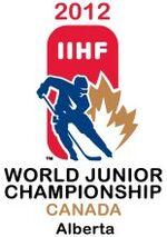 2012 IIHF U-20 Championship logo