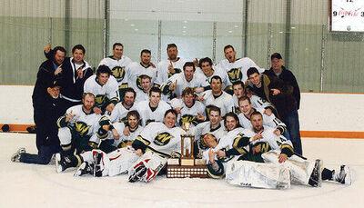 2010 SEMHL champs Warren Mercs
