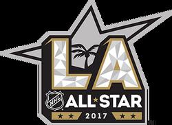 2017 NHL All-Star Game logo