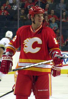 Scott Hannan Flames