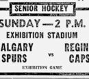 1964-65 Saskatchewan Senior Playoffs