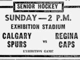 1964-65 Saskatchewan Senior Playoffs