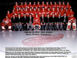 1988–89 Detroit Red Wings season