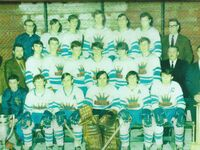1969-70 Dauphin Kings MB Champions