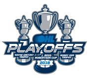 2018 OHL playoff logo
