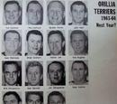 1963-64 OHA Intermediate A Groups