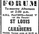 1969 Stanley Cup Finals