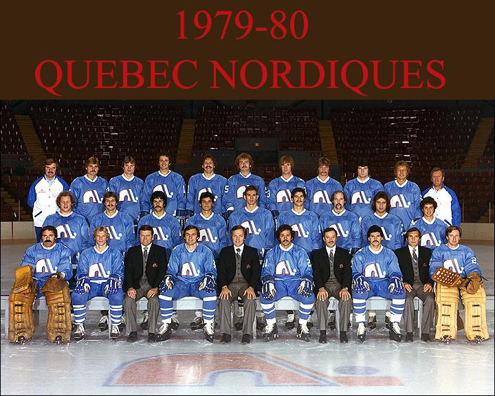 1979 80 Quebec Nordiques NHL