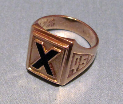 St. Francis Xavier University Class Ring of 1945
