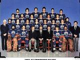 1981–82 Edmonton Oilers season