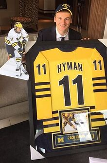 Hyman Hockey Awards