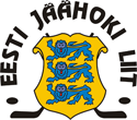 Estonian Ice Hockey Association Logo