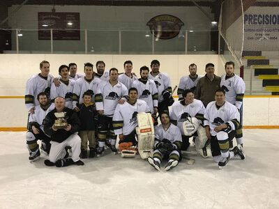 2018 BLHL champs Meadow Lake Broncos