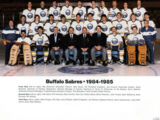 1984–85 Buffalo Sabres season