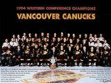1993–94 Vancouver Canucks season