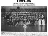 1994-95 OHA Senior Season