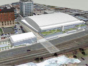 Thunder Bay arena