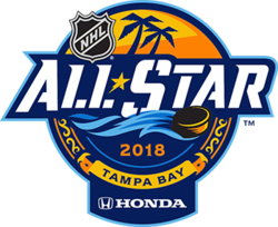 2018 NHL All-Star Game logo
