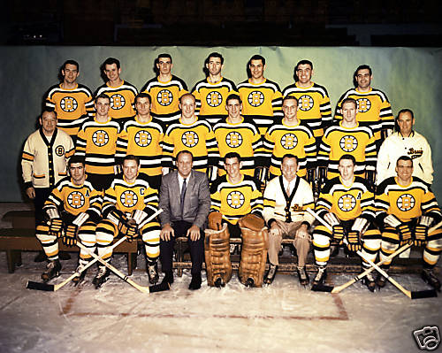 quality design b6786 a0a1e 1957–58 Boston Bruins season | Ice Hockey Wiki | FANDOM ...