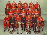 1960–61 Montreal Canadiens season
