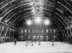 Quebec SkRink interior