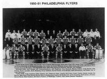 1990-91 Flyers
