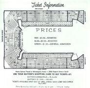 Minneapolis Arena Seating Chart