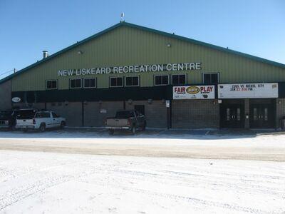 New Liskeard Recreation Centre