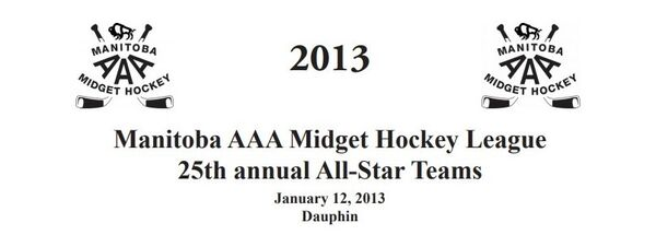 2013 MMHL All-Star Game
