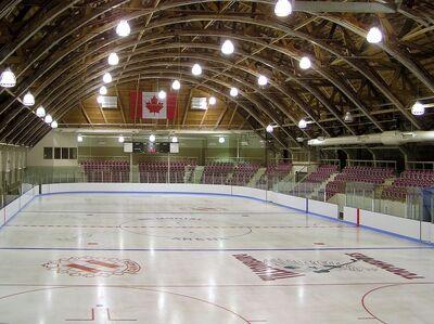 Kinsmen Memorial Arena