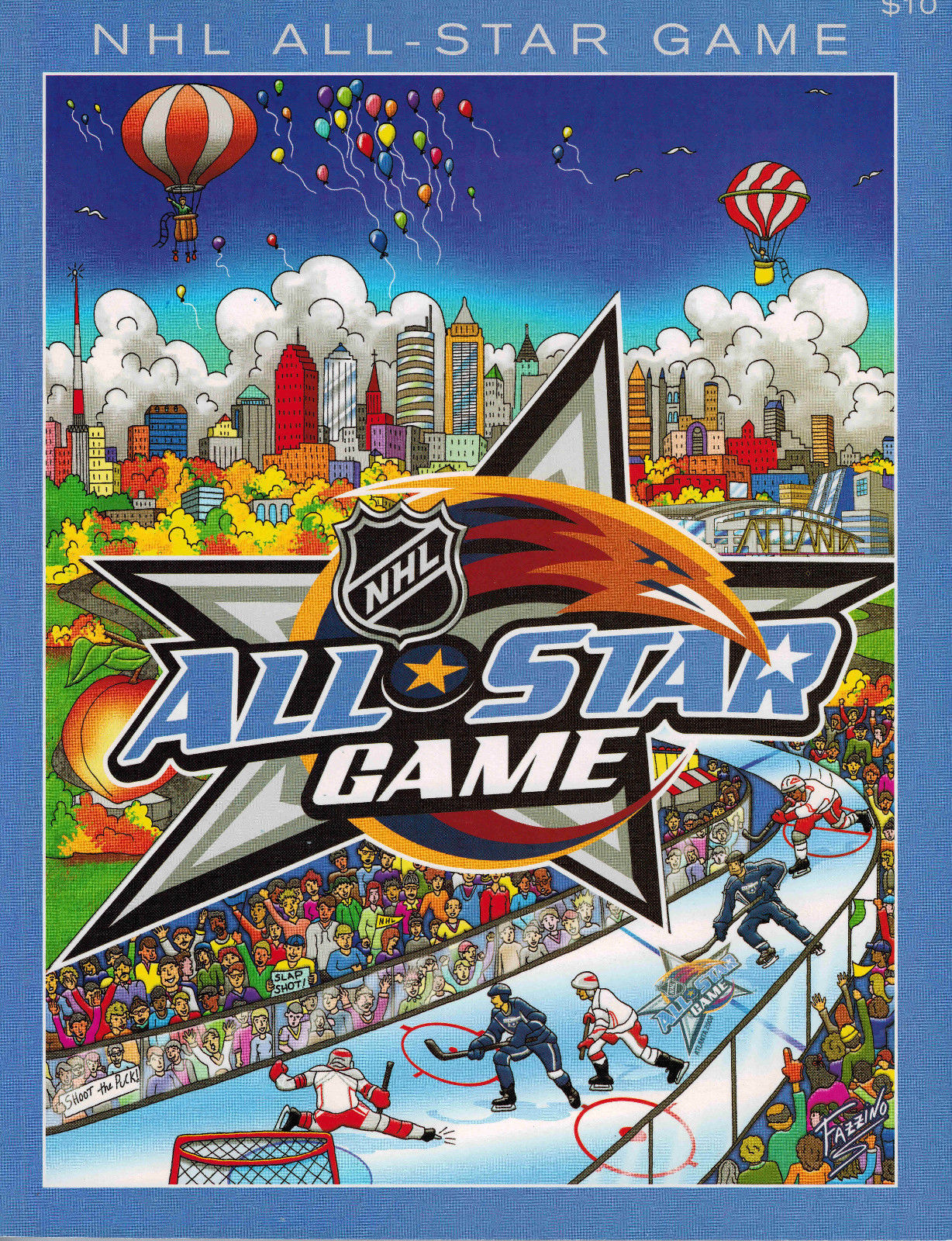 56th National Hockey League All Star Game Ice Hockey Wiki Fandom