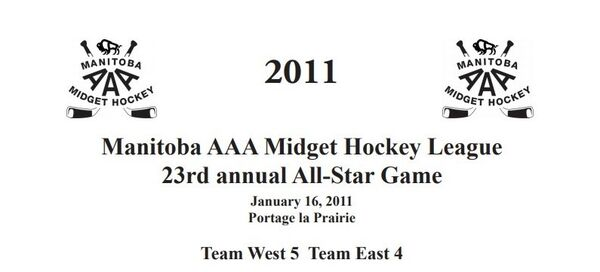 2011 MMHL All-Star Game