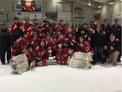 2018 ProvJHL champions Lakefield Chief