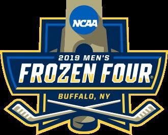 NCAA 2019 Frozen Four logo