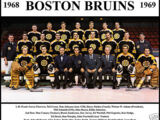 1968–69 Boston Bruins season