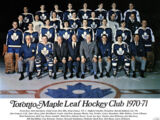 1970–71 Toronto Maple Leafs season
