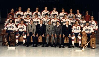 1974-75 Capitals